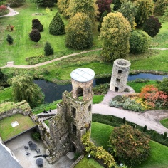 Blarney Castle (top)