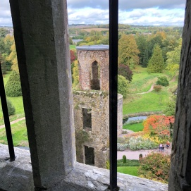 Blarney Castle (top)