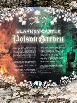Blarney Castle Poison Garden